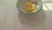 Winter, lemons