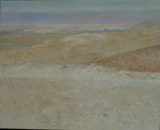 view on Jericho II