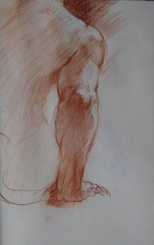 study male arm