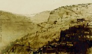 Inca ruin in Peru