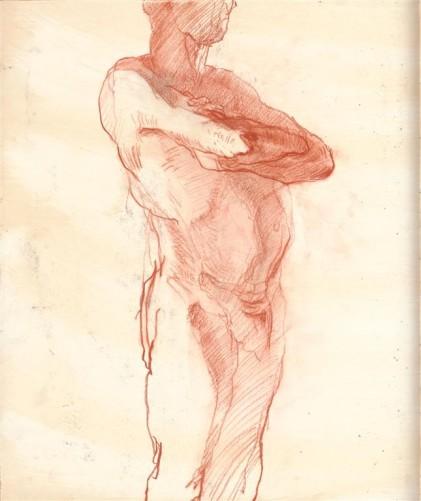 mannelijke naakt